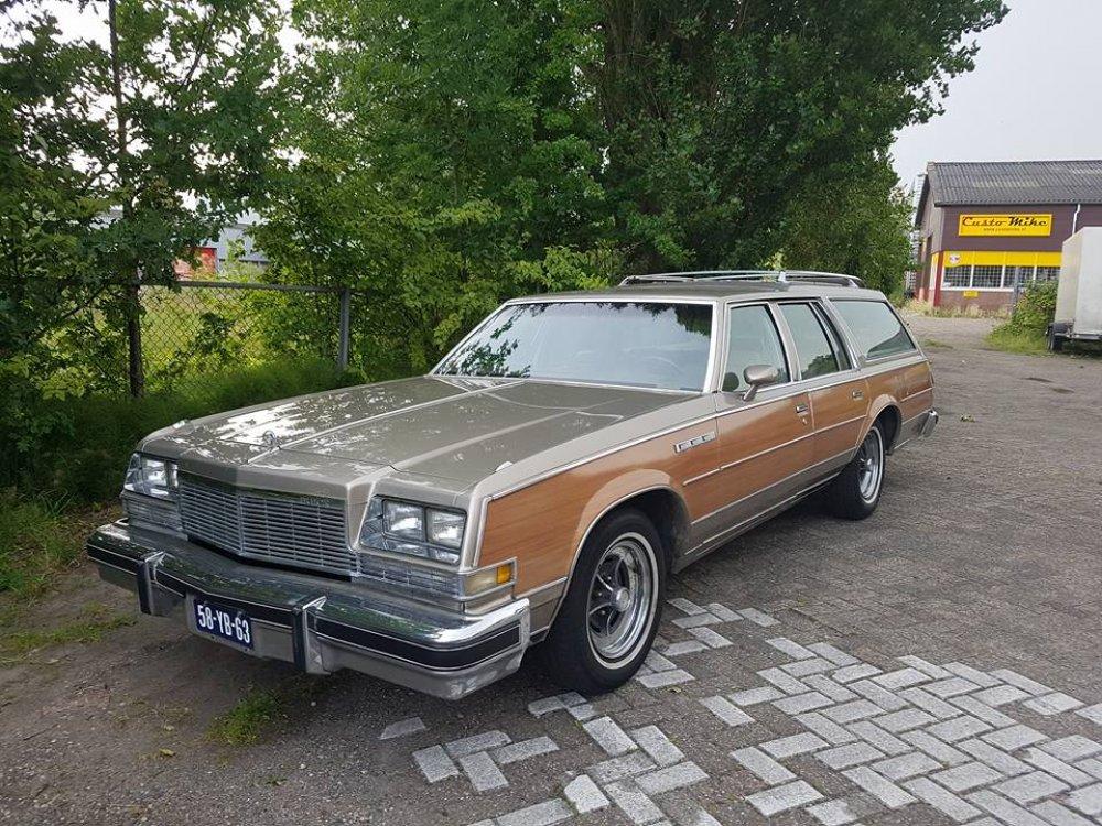 1977 buick estate wagon