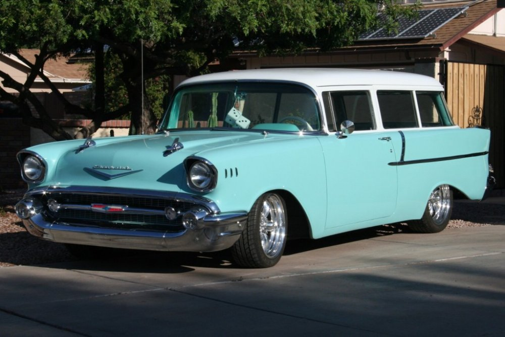 Automagic Chevrolet Wagon