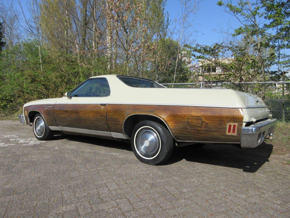 Chevy El Camino >> 1973 Chevrolet El Camino
