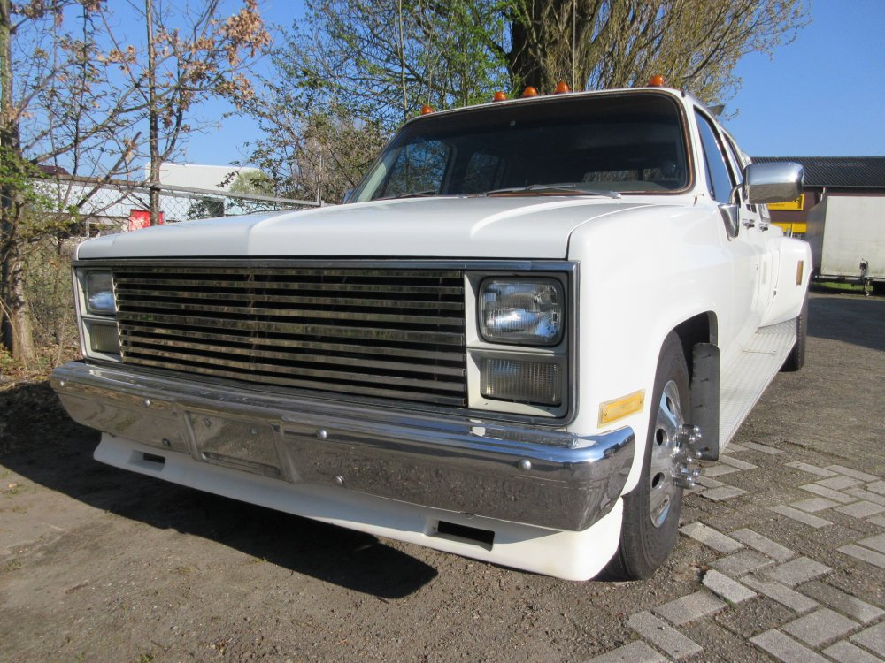 1976 Chevrolet Dually