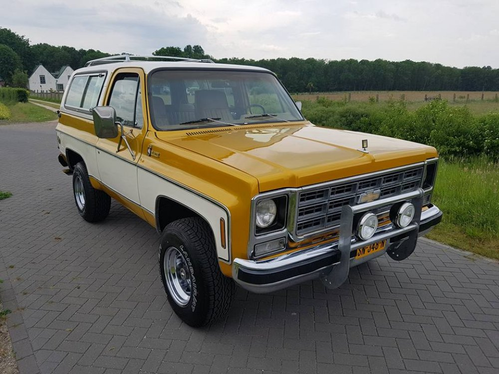Automagic Chevrolet Blazer K