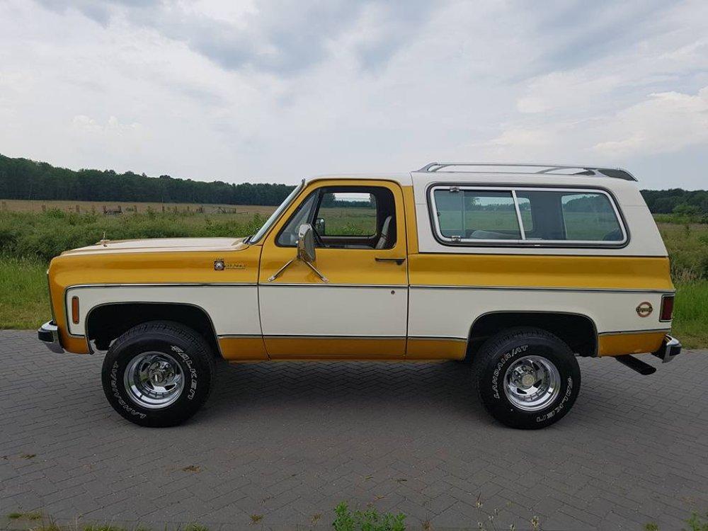 1979 Chevrolet Blazer K5