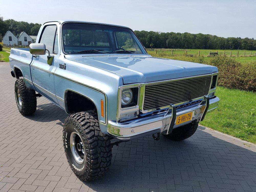 1980 Chevrolet K10 4x4