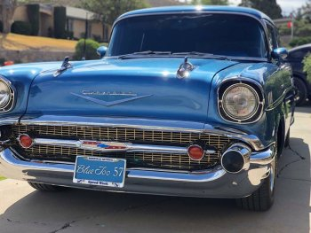 1957 Chevrolet Bel Air Delivery