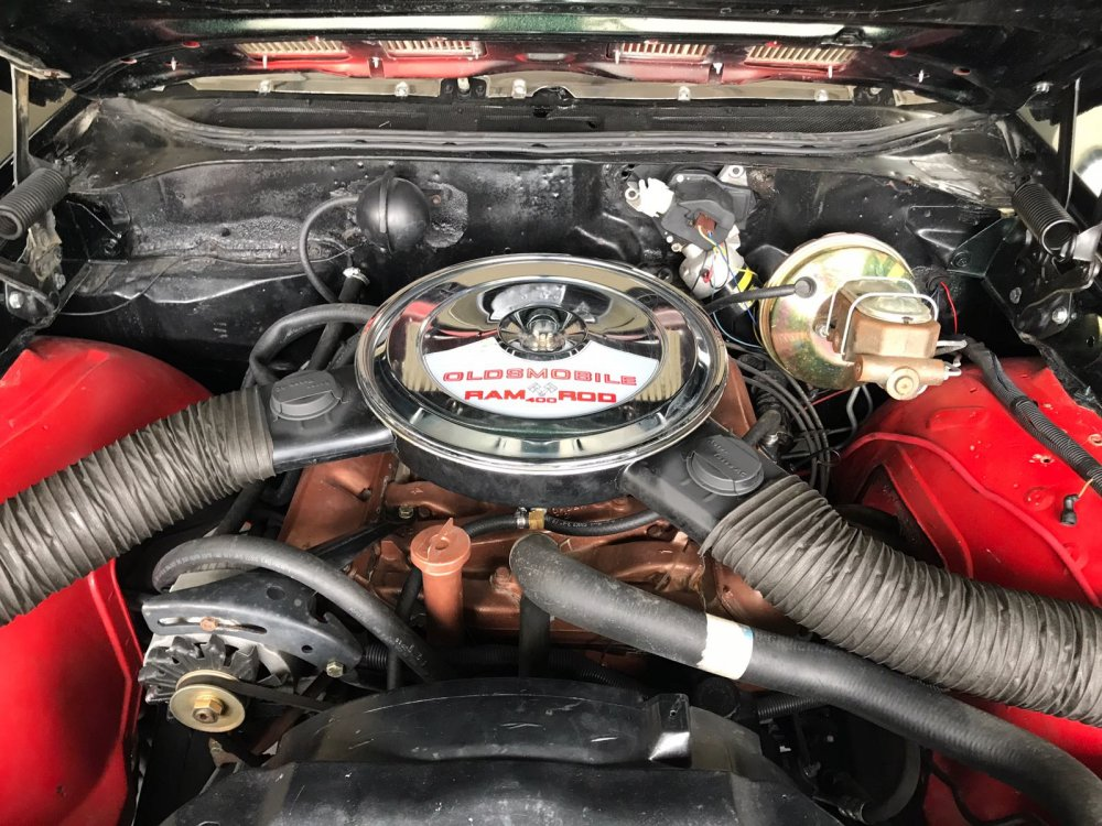 1969 Oldsmobile 442 W-32