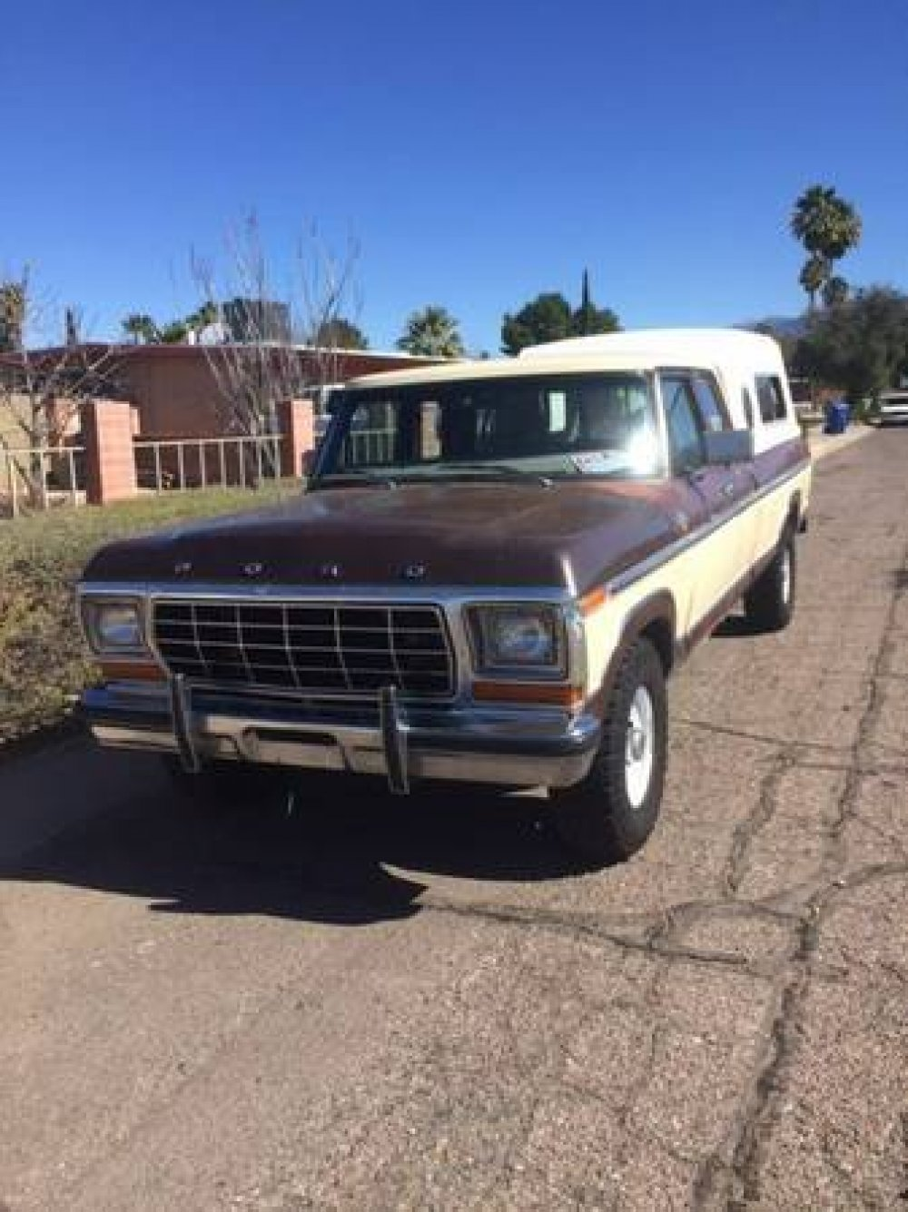 1978 Ford F250 Xlt Supercab 1969 Ranger F 250 4x4 Pickup Truck Sold