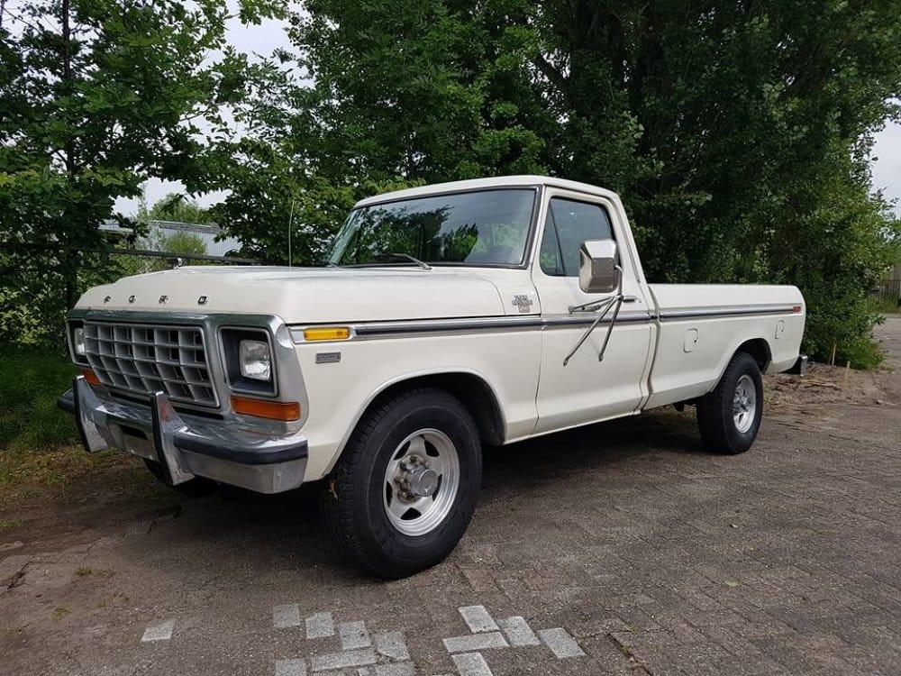 1978 Ford F250 Xlt Ranger